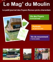 Mag' du Moulin n°04 / Octobre 2018