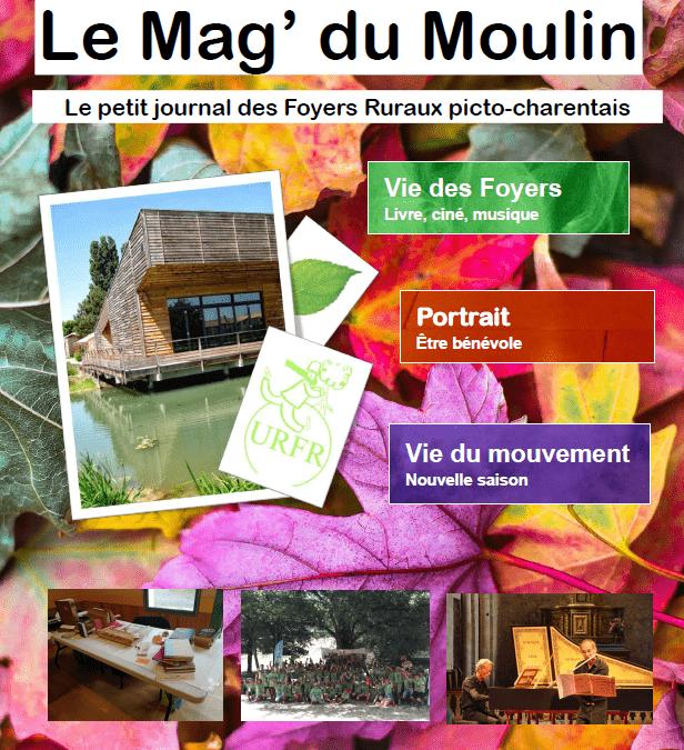 Mag' du Moulin n°08 / Octobre 2019